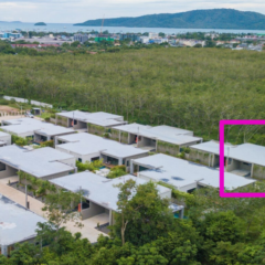 Chalong Bay Pool Villa for sale